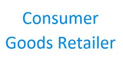 Consumer Goods Retailer - Case Study