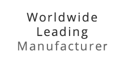 Worldwide Leading Manufacturer